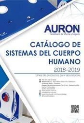 Catálogo de sistemas del cuerpo humano