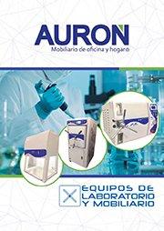 Catálogo de productos de laboratorio Auron PDF