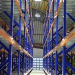 Racks industriales metálicos para almacenaje
