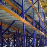 Racks industriales de metal para almacenamiento