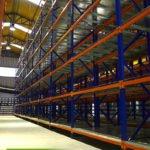 Racks industriales para almacenamiento en bodega