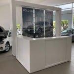 Counter de oficina Volkswagen