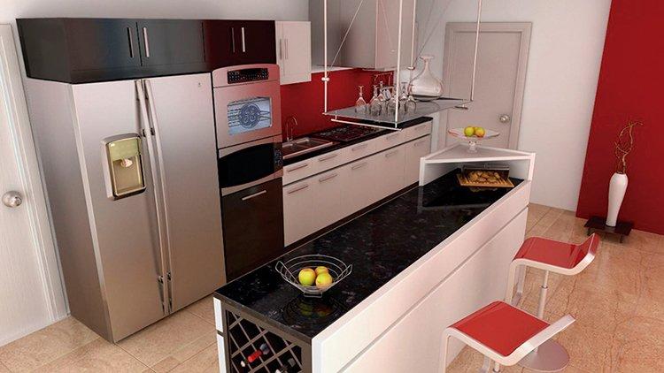 Muebles de cocina en Quito