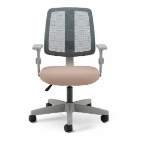 Silla Flip light color gris